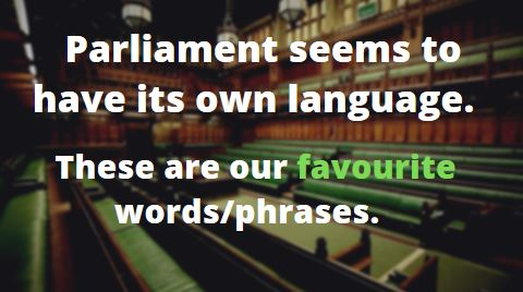 Parliament Terms